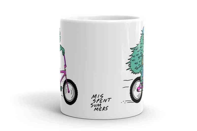 Misspent Summers Monster Mug