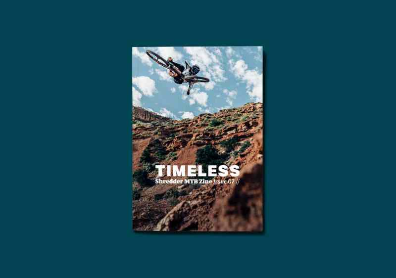 Shredder Issue 7 Misspent Summers MTB Zine magazine (13)