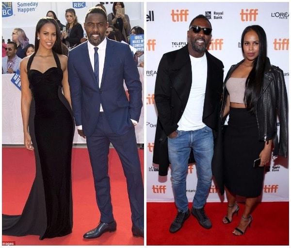 Idris elba is girlfriend who Idris Elba