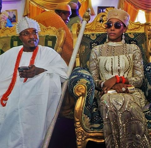 Oluwo of Iwo: Ooni ordered his guard to push me at public gathering