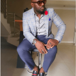 Nollywood actor,Jim Iyke replies a fan for telling him to go and marry
