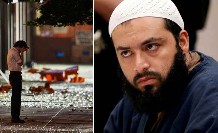 Chelsea bomber sentenced to multiple terms of life in prison