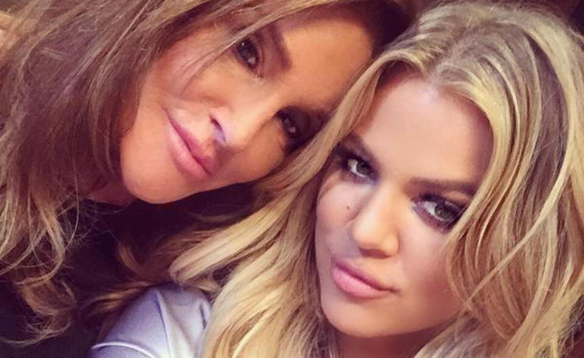 Khloe Kardashian reveals having a baby won't make her reconcile with Caitlyn Jenner