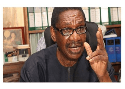 Nigeria will regret having a youth as president in 2019 – Professor Sagay