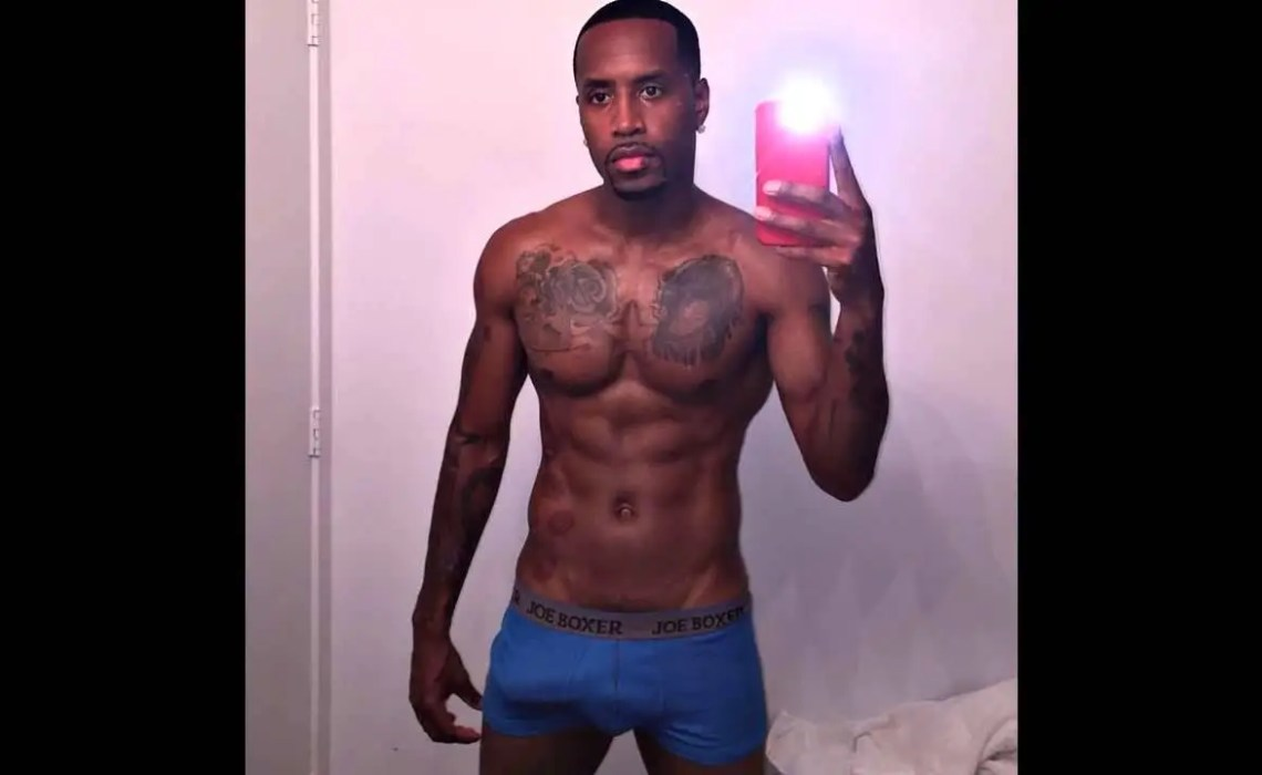 The Internet reacts with shock to Safaree's d**k photo
