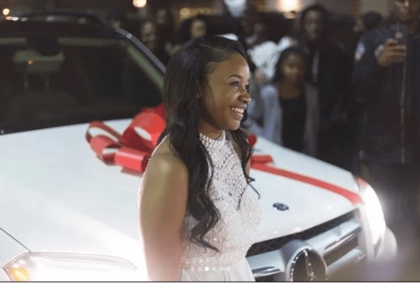 Rapper Yo Gotti buys daughter a Benz for her 16th birthday