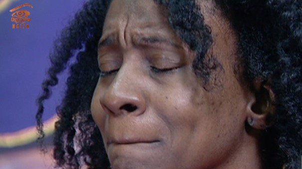 #BBNaija Anto weeps for the first time over Lolu