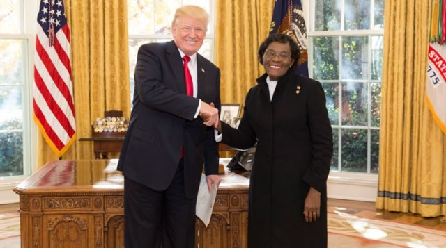 Trump cancels special status for Liberians