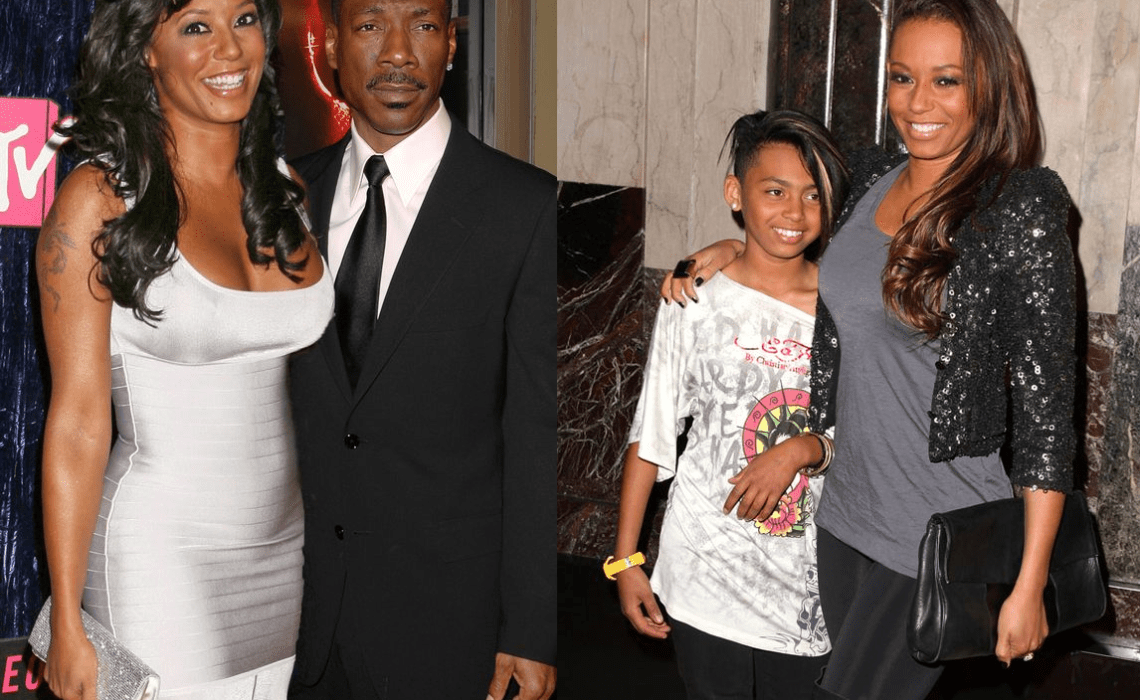 Eddie Murphy 'not interested' in seeing daughter he had with Mel B