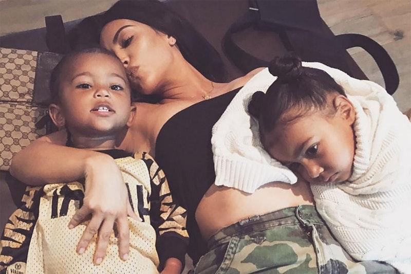 Why we choose to have a girl via surrogate-Kim Kardashian