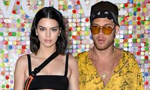 Over? Kendall Jenner and Blake Griffin avoid each other at Coachella party'