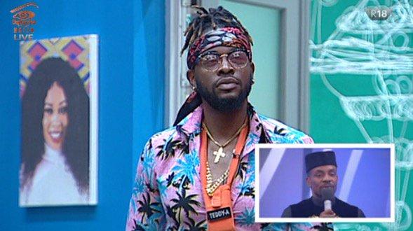 #BBNaija Nigerian celebrities react to Teddy A's eviction