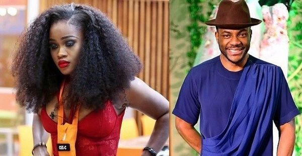 Idiots! -Ebuka slams claims of Cee-C being his ex-girlfriend