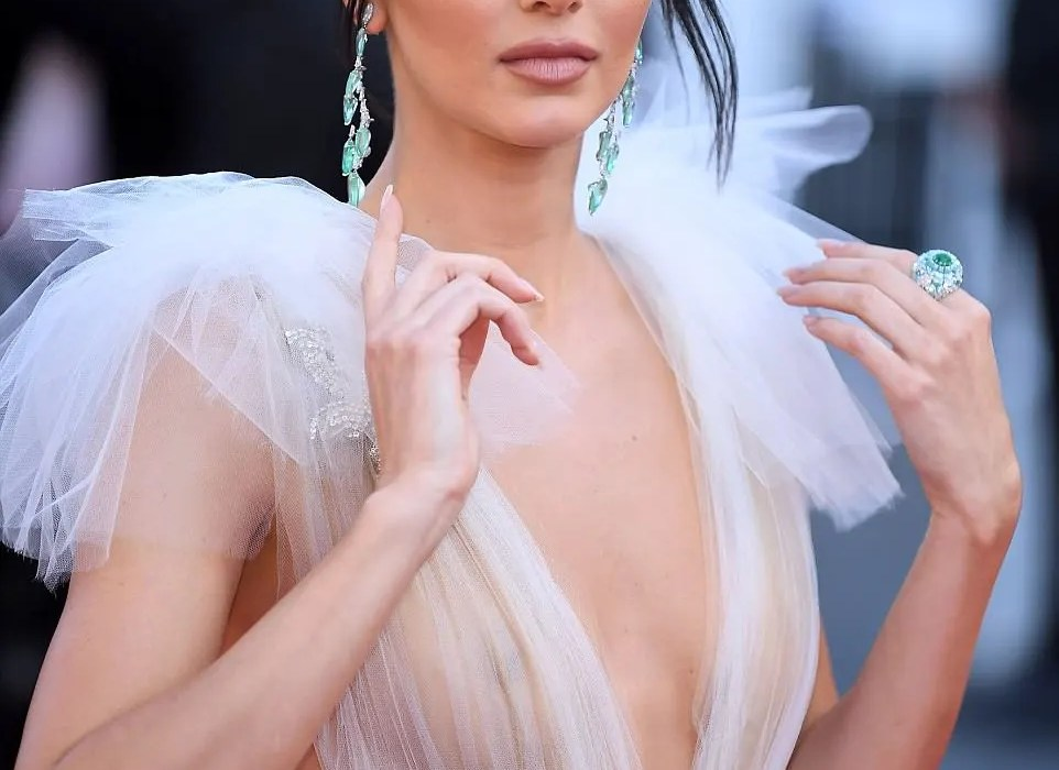 Kendall Jenner was 'involved in a car accident' in Cannes