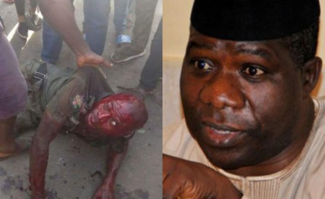 Policeman who shot Bamidele dismissed