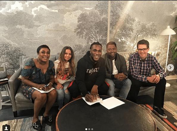 Burna Boy snags new music deal