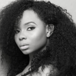 Yemi Alade stuns in black and white photo