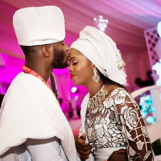 Tiwa Savage blesses ex-hubby Tee Billz
