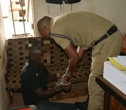 Man fakes his abduction to dupe his family