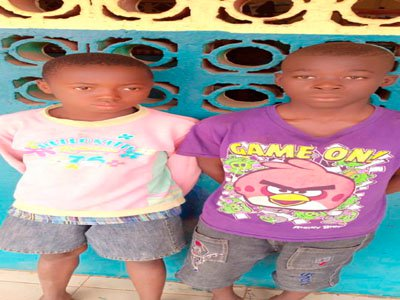 Two minors found wandering in Anambra