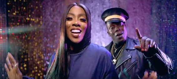 VIDEO: Tiwa Savage Ft. Duncan Mighty – Lova Lova