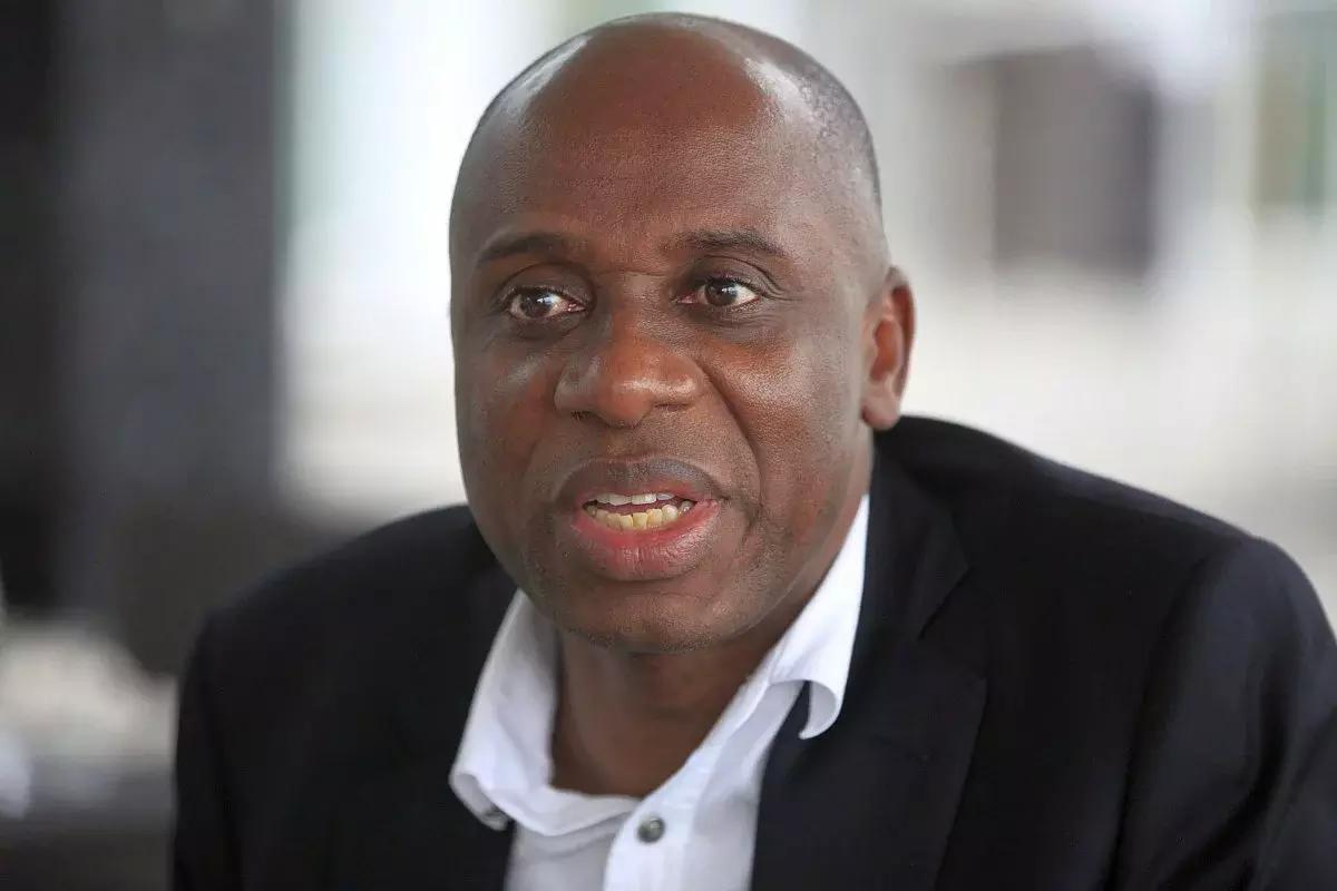 PDP Is broke and wants to come back for more stealing – Amaechi