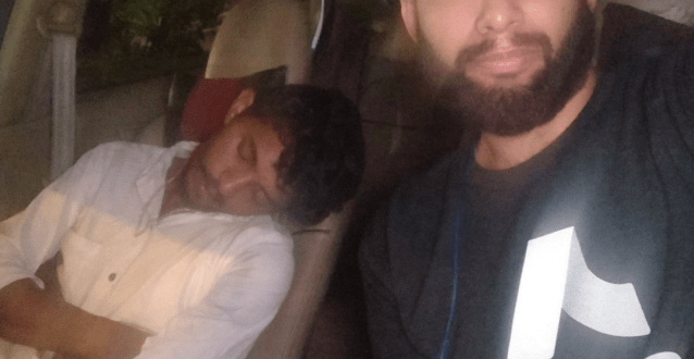 Uber passenger drives himself home because driver was too drunk