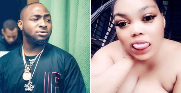 """""""My net worth is ten times more than Davido's,I don't like him."""" -Fela's Daughter"""