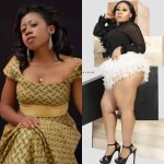 Actress Moyo Lawal shares before and now pic