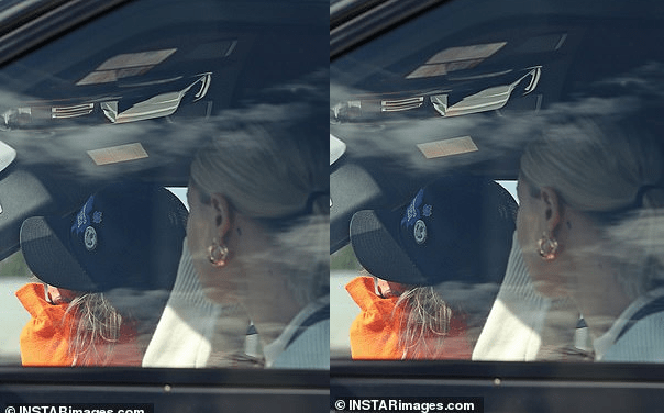 Justin Beiber looks distraught with Hailey after news Selena being in Psych facility