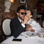The Weeknd wish his girlfriend ,Bella Hadid a happy birthday
