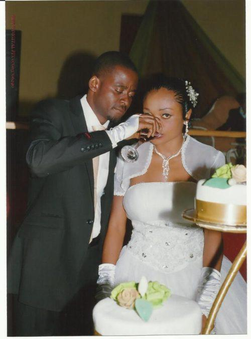 Photos: Nigerian woman kills husband, children, self