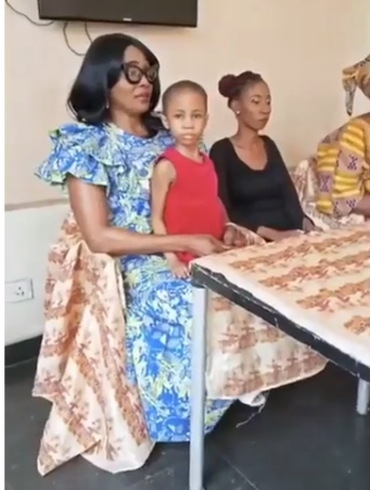 You are my dad-Davido's alleged daughter declares(Video)