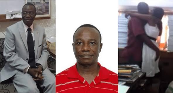 Sex for marks:Court remands OAU lecturer Akindele in prison