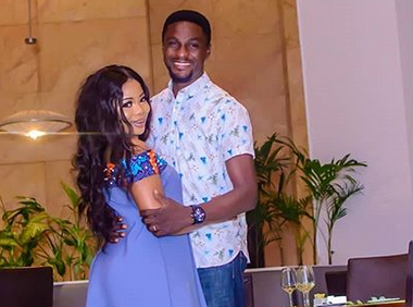 Seyi Edun slams claims she is no longer with Adeniyi Johnson