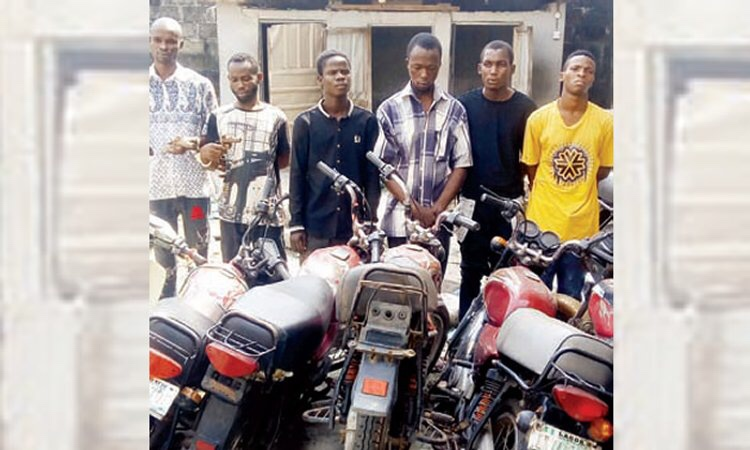 I only robbed yahoo boys-Suspect