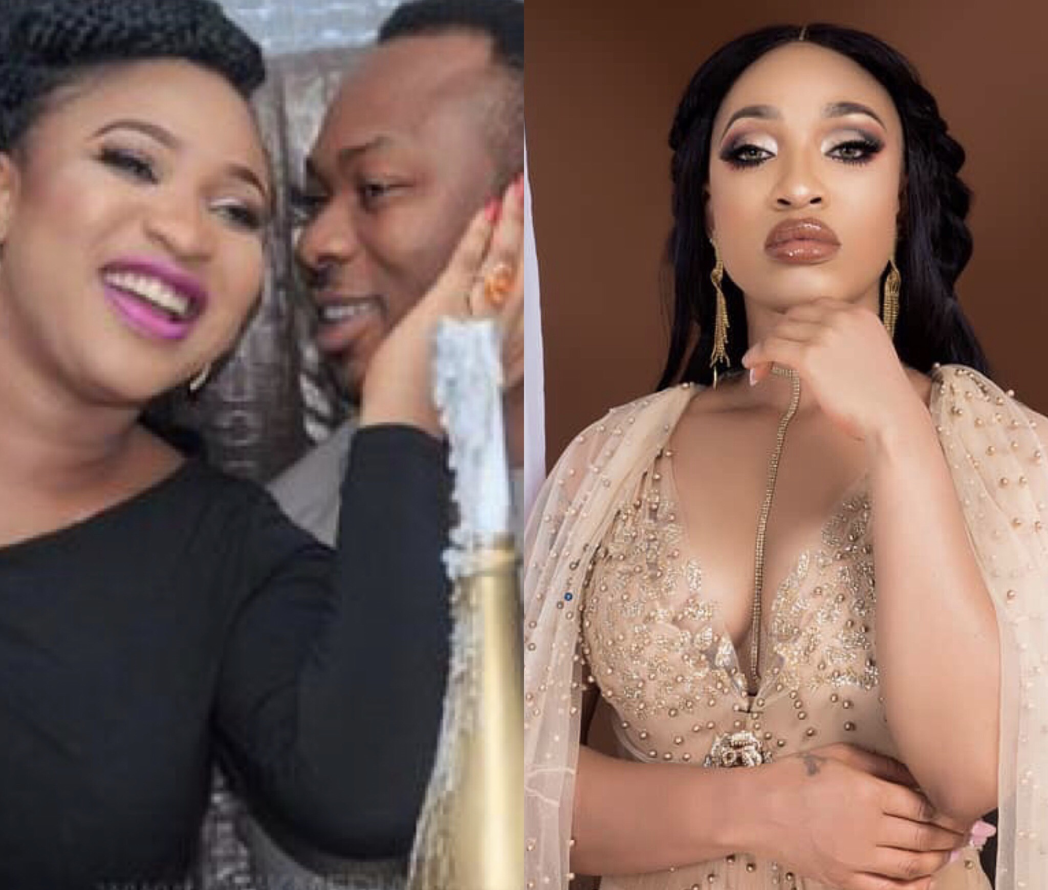Tonto Dikeh shuts down prayer of reconciliation with ex-husband