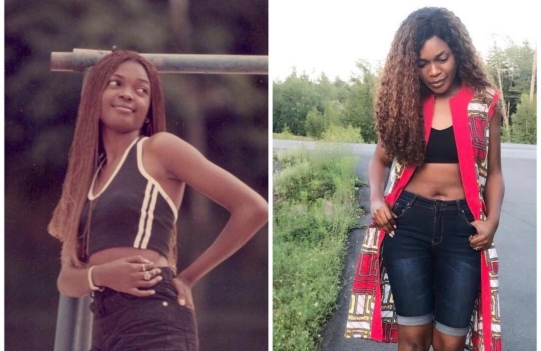 Omoni Oboli shares photos taken 19 years apart