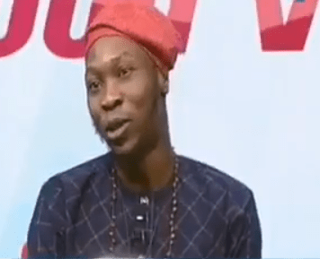 Because you smoke weed and chase girls doesn't make you Fela – Seun Kuti