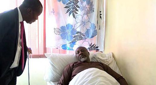 Breaking: Dino Melaye whisked away by masked men