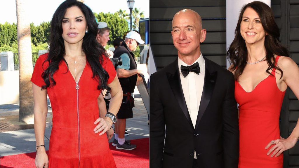 Jeff Bezos' d***k pics and love messages to mistress leaked