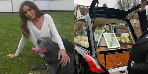 English lady spends N1.8m on her dog's burial