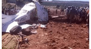 Helicopter crash kills four US tourists and pilot in Kenya