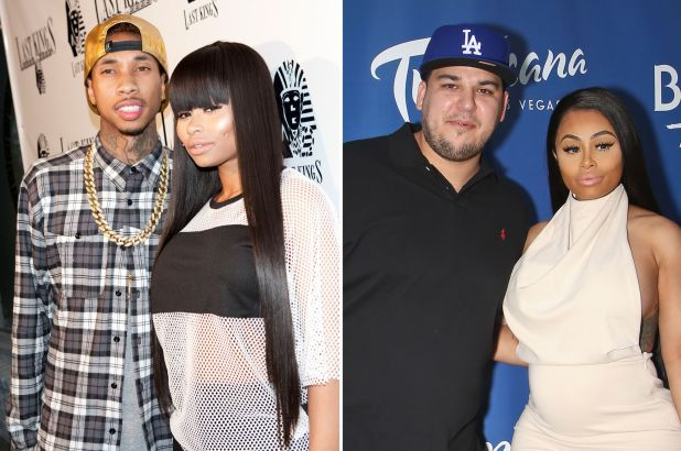 Blac Chyna reveals who's the better lover between Rob Kardashian and Tyga