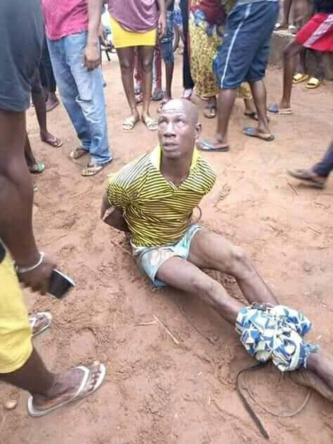 43-Year-Old Widower Impregnates His 13-Year-Old Daughter (Photos)