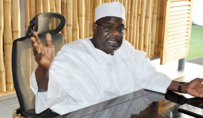 Ministerial Screening: Drama As Ndume Announces N100,000 Dowry Of His Daughter