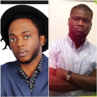 Naijaloaded Boss Fires Back At Singer Waconzy, Says He Is Broke & Frustrated