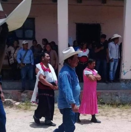 Mexican Politician Paraded In Women Clothes For Not Fulfilling Campaign Promises