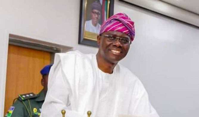 Sanwo-Olu Swears In Commissioners, Journalists Denied Access Into Auditorium