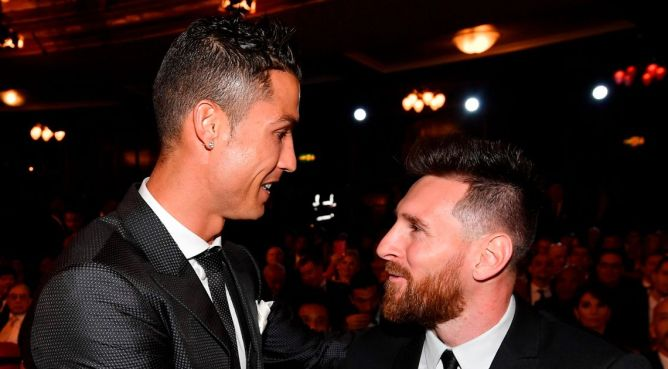 Leo Or Cristiano? Super Computer Thinks Messi Is 'much Better' Than Ronaldo